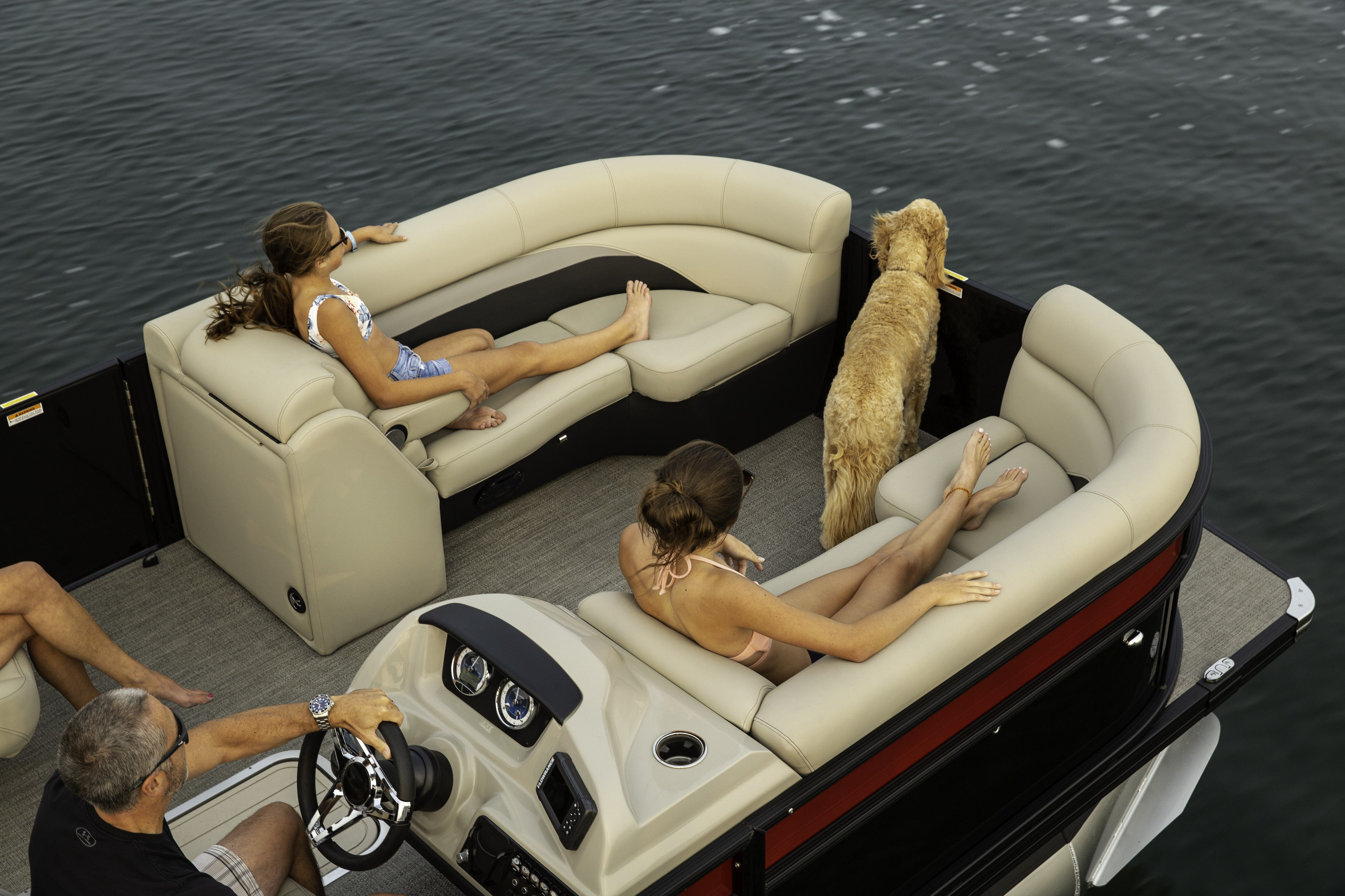 2022 Barletta boat for sale, model of the boat is C24UC & Image # 4 of 5