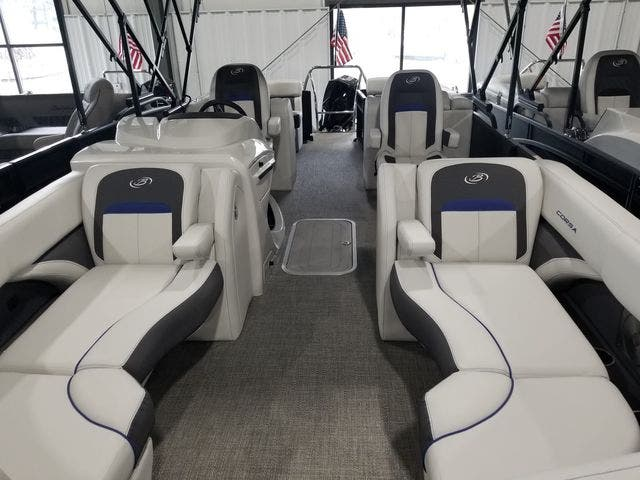 2022 Barletta boat for sale, model of the boat is Corsa23QCTT & Image # 3 of 17