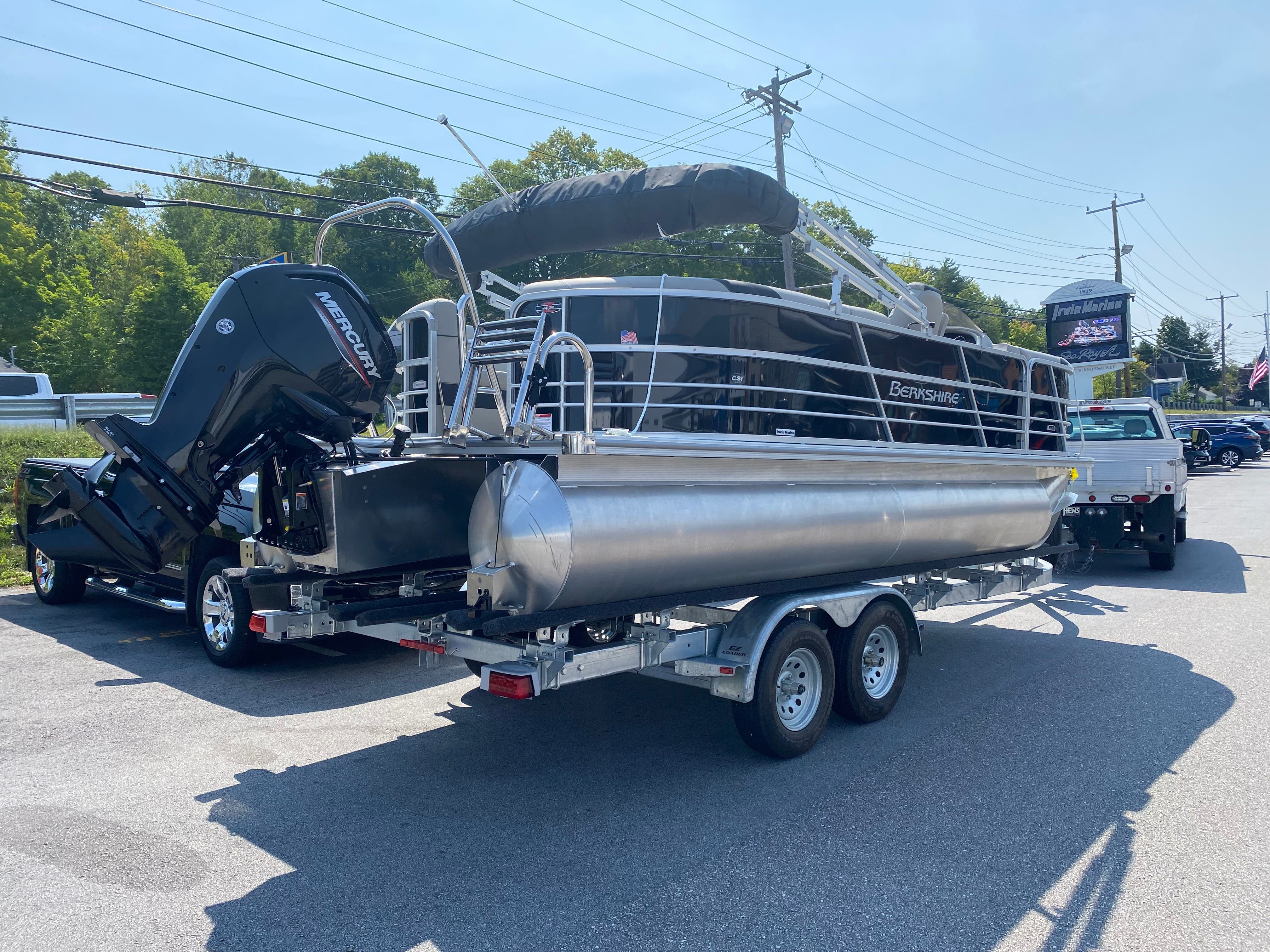 2022 Berkshire Pontoons boat for sale, model of the boat is 22RFX LE & Image # 4 of 6