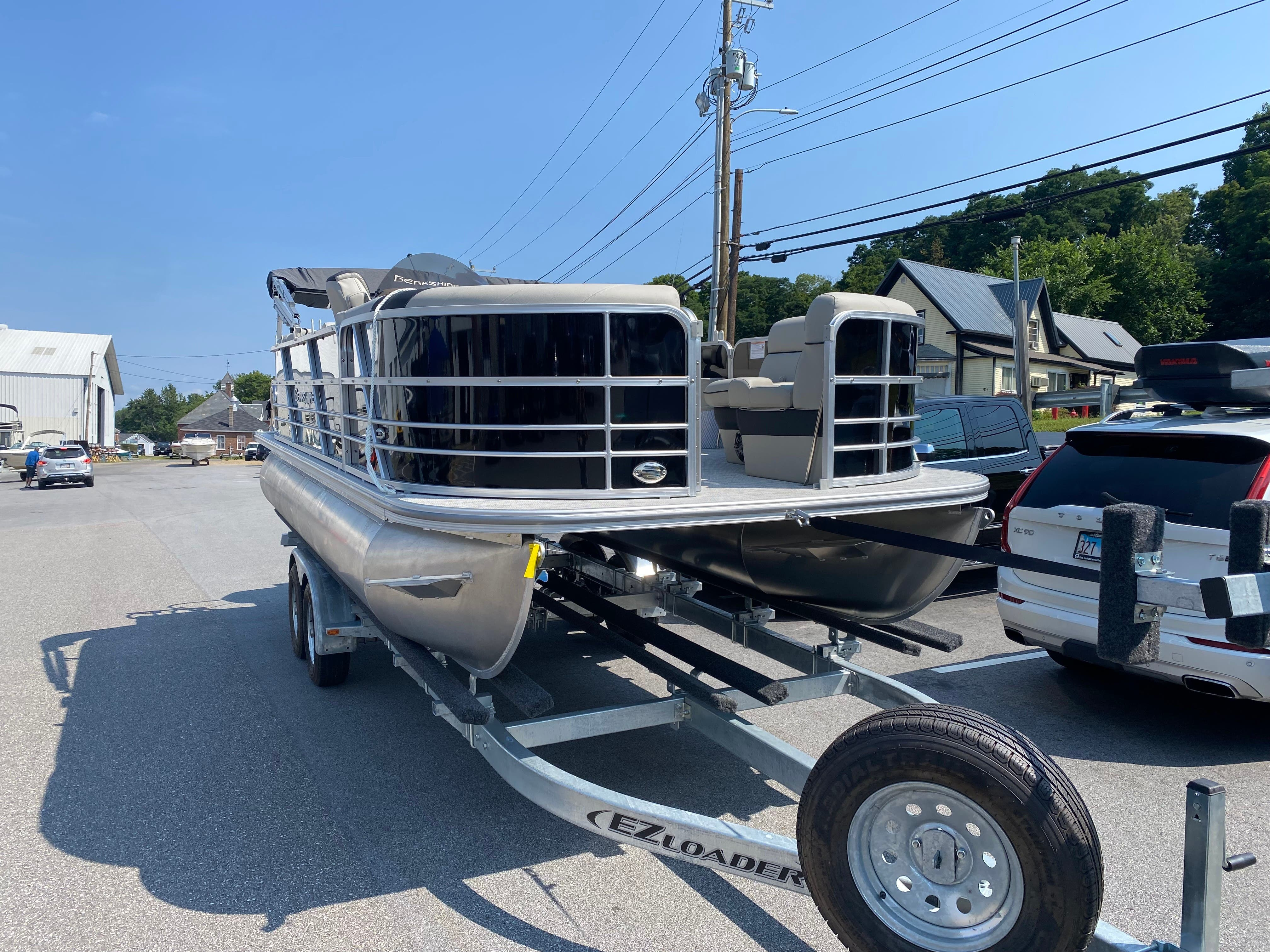 2022 Berkshire Pontoons boat for sale, model of the boat is 22RFX LE & Image # 6 of 6
