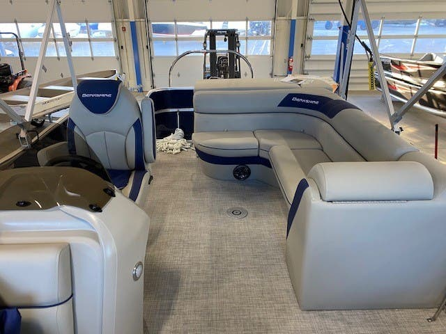 2022 Berkshire Pontoons boat for sale, model of the boat is 20CL LE & Image # 5 of 9