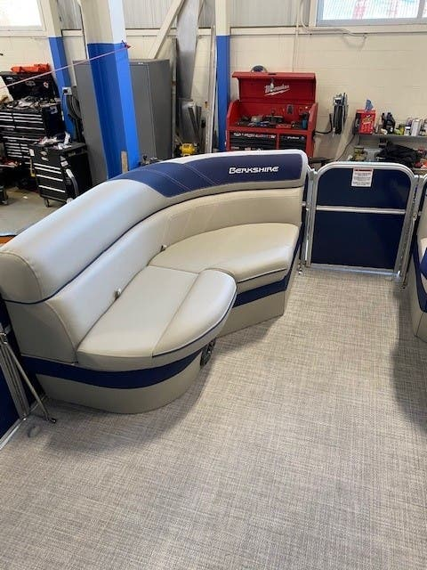 2022 Berkshire Pontoons boat for sale, model of the boat is 20CL LE & Image # 3 of 9