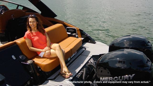 2022 Cruisers Yachts boat for sale, model of the boat is 390EXPRESSCOUPE & Image # 11 of 11