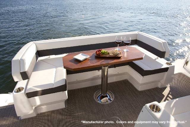 2022 Cruisers Yachts boat for sale, model of the boat is 50CANTIUS & Image # 5 of 32