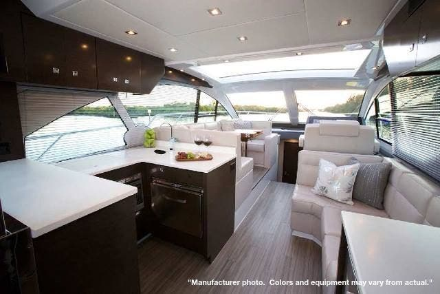 2022 Cruisers Yachts boat for sale, model of the boat is 50CANTIUS & Image # 10 of 32