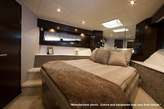 2022 Cruisers Yachts boat for sale, model of the boat is 50CANTIUS & Image # 13 of 32