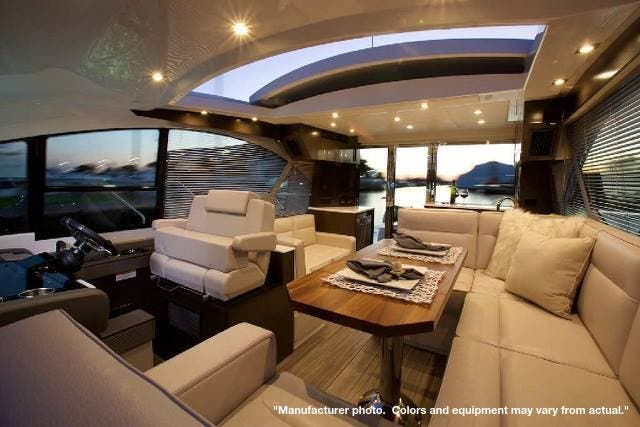 2022 Cruisers Yachts boat for sale, model of the boat is 50CANTIUS & Image # 29 of 32