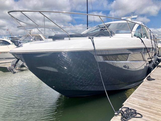 2022 Cruisers Yachts boat for sale, model of the boat is 50CANTIUS & Image # 3 of 48