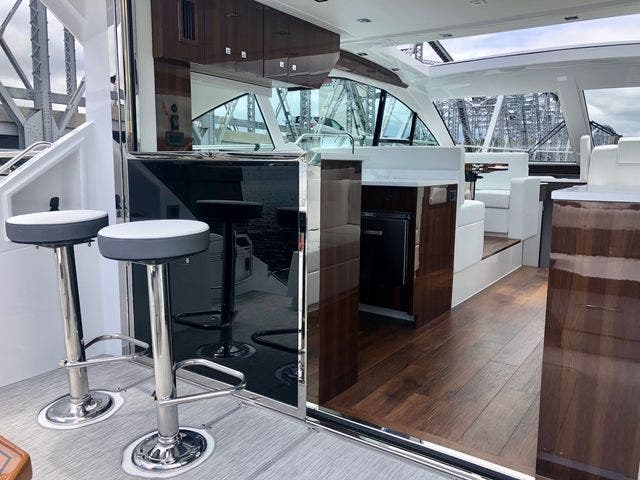 2022 Cruisers Yachts boat for sale, model of the boat is 50CANTIUS & Image # 9 of 48