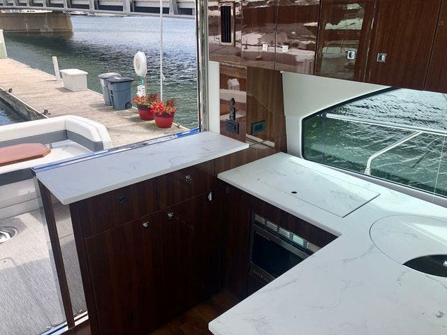 2022 Cruisers Yachts boat for sale, model of the boat is 50CANTIUS & Image # 11 of 48