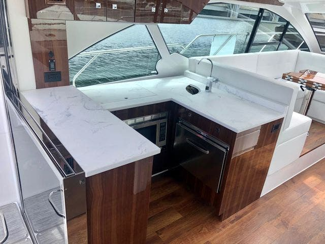 2022 Cruisers Yachts boat for sale, model of the boat is 50CANTIUS & Image # 20 of 48