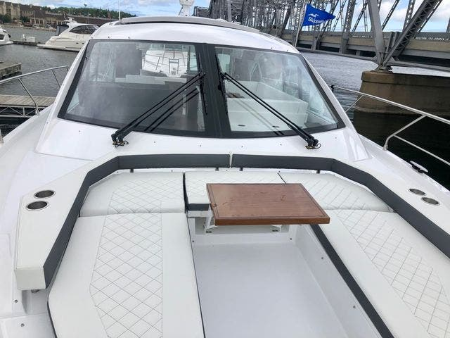 2022 Cruisers Yachts boat for sale, model of the boat is 50CANTIUS & Image # 22 of 48