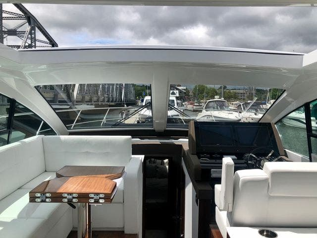 2022 Cruisers Yachts boat for sale, model of the boat is 50CANTIUS & Image # 26 of 48