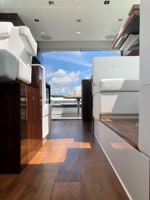 2022 Cruisers Yachts boat for sale, model of the boat is 50CANTIUS & Image # 34 of 48