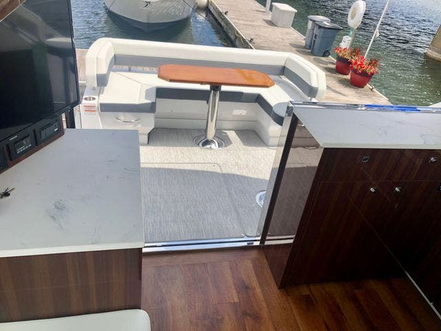 2022 Cruisers Yachts boat for sale, model of the boat is 50CANTIUS & Image # 35 of 48