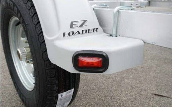 2022 EZ Loader boat for sale, model of the boat is A96BS 16-18 2450 & Image # 4 of 6