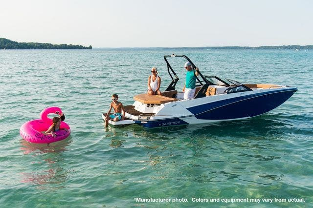2022 Glastron boat for sale, model of the boat is 205GTDWI & Image # 3 of 20