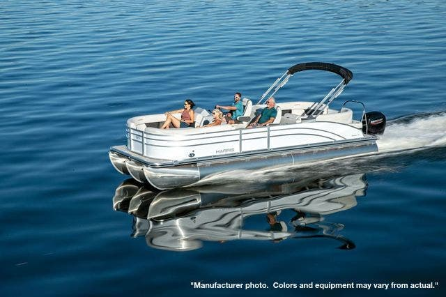 2022 Harris boat for sale, model of the boat is 230CX/CWDH & Image # 4 of 4