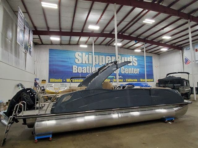 2022 Harris boat for sale, model of the boat is 250CROWNE/SL/TT & Image # 3 of 12
