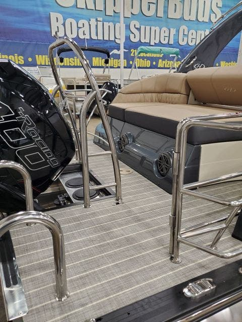 2022 Harris boat for sale, model of the boat is 250CROWNE/SL/TT & Image # 12 of 12