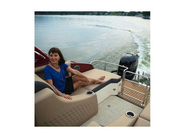 2022 Harris boat for sale, model of the boat is 250Sun/SLDH/TT & Image # 5 of 8