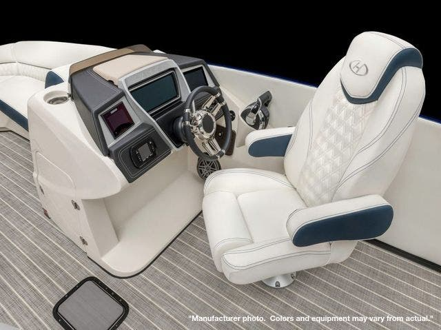 2022 Harris boat for sale, model of the boat is 250Sun/SLDH/TT & Image # 8 of 8