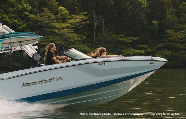 2022 Mastercraft boat for sale, model of the boat is NXT-24 & Image # 7 of 9