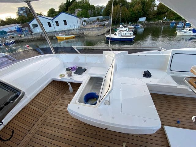 2022 Princess Yachts boat for sale, model of the boat is F55 & Image # 4 of 15