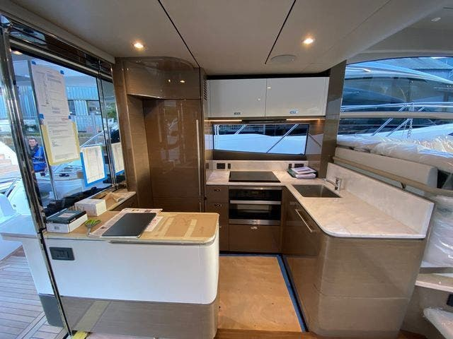 2022 Princess Yachts boat for sale, model of the boat is F55 & Image # 6 of 15