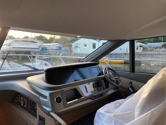 2022 Princess Yachts boat for sale, model of the boat is F55 & Image # 8 of 15