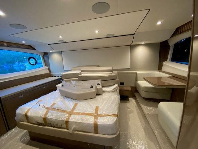 2022 Princess Yachts boat for sale, model of the boat is F55 & Image # 12 of 15