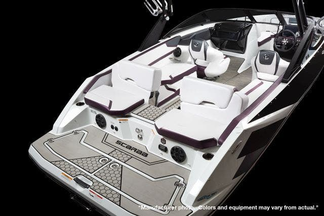 2022 Scarab boat for sale, model of the boat is 215ID/Impulse & Image # 4 of 11