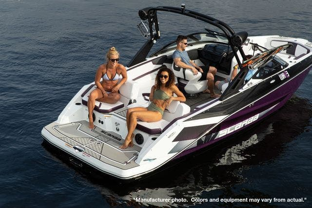 2022 Scarab boat for sale, model of the boat is 215ID/Impulse & Image # 11 of 11