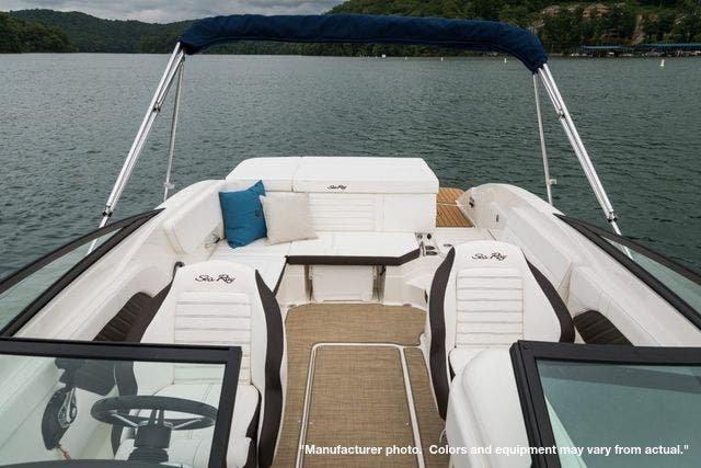 2022 Sea Ray boat for sale, model of the boat is 230SPX & Image # 6 of 12