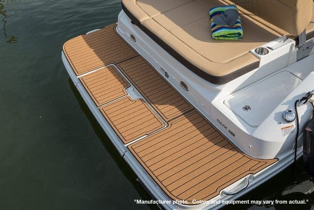 2022 Sea Ray boat for sale, model of the boat is 250SDX & Image # 7 of 8