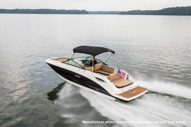 2022 Sea Ray boat for sale, model of the boat is 250SDX & Image # 4 of 8