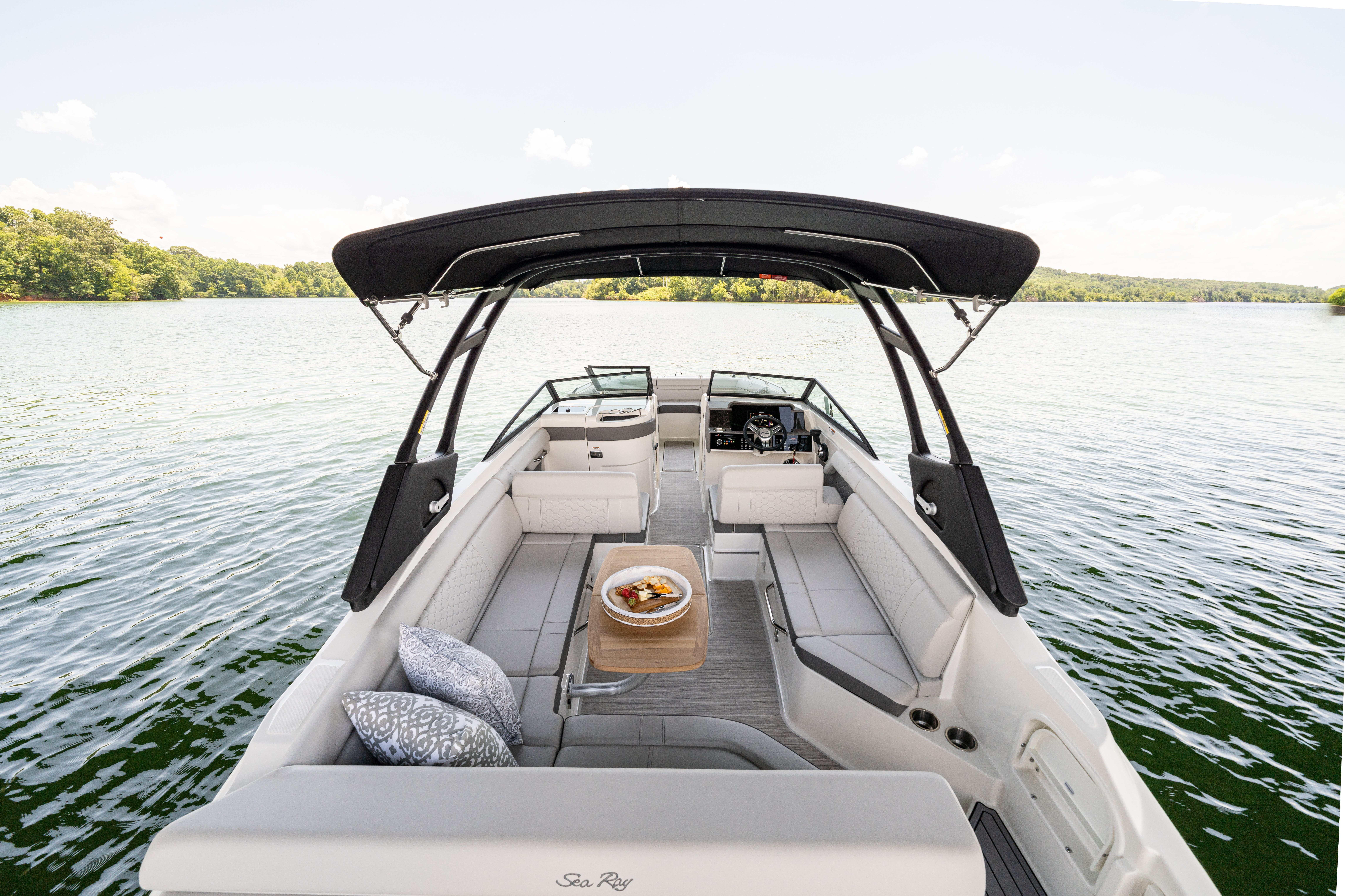 2022 Sea Ray boat for sale, model of the boat is 270sdx & Image # 4 of 6