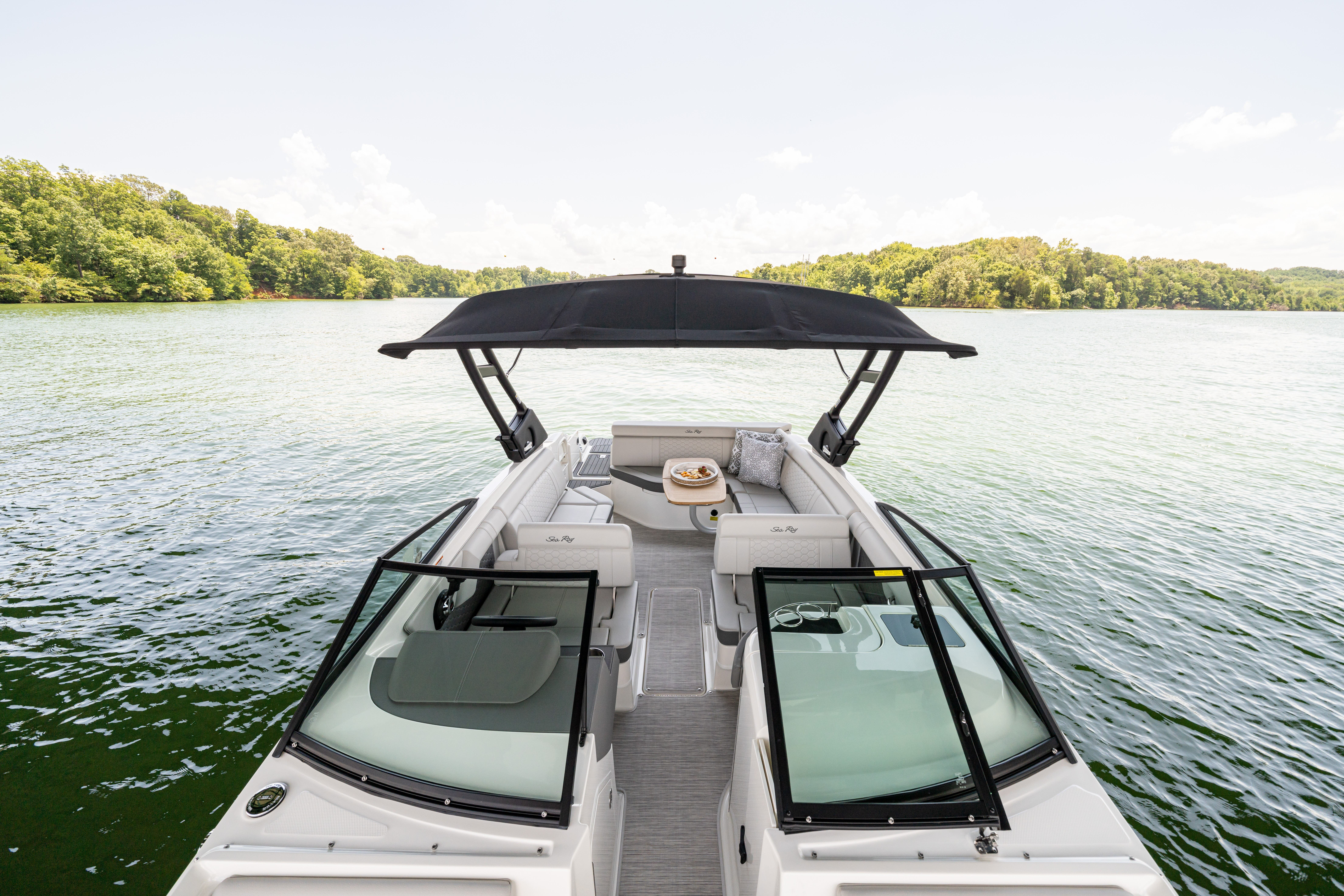2022 Sea Ray boat for sale, model of the boat is 270sdx & Image # 5 of 6