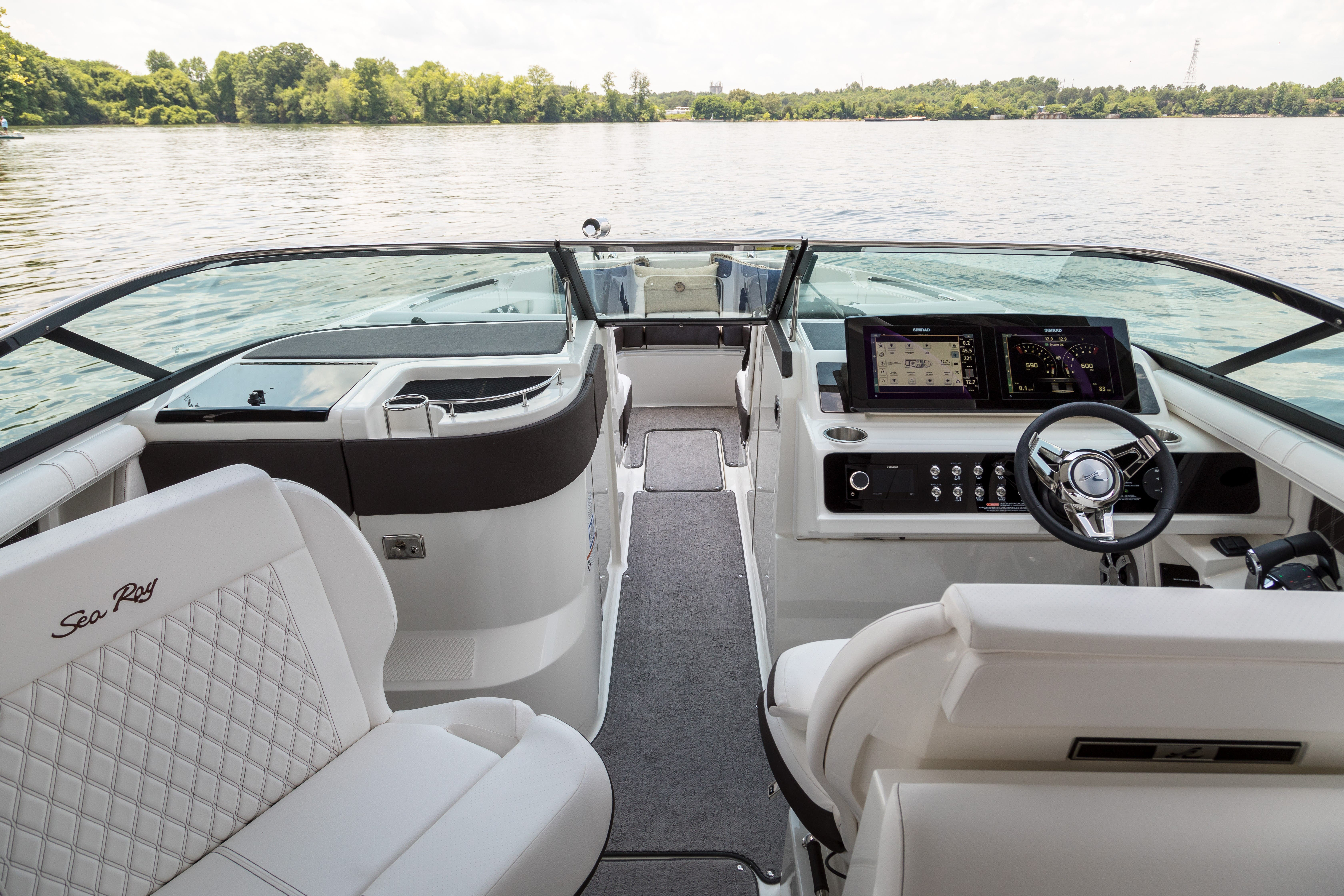 2022 Sea Ray boat for sale, model of the boat is 310slx & Image # 3 of 6