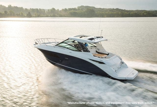 2022 Sea Ray boat for sale, model of the boat is 320DA & Image # 3 of 10