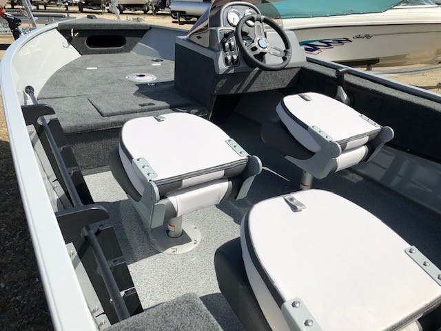 2022 Smoker Craft boat for sale, model of the boat is 151 Resorter & Image # 7 of 11