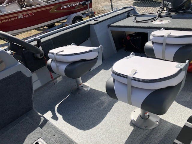 2022 Smoker Craft boat for sale, model of the boat is 151 Resorter & Image # 5 of 11