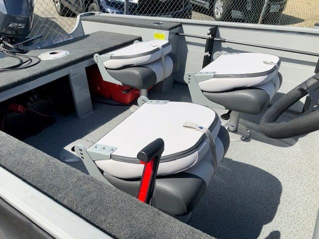 2022 Smoker Craft boat for sale, model of the boat is 151 Resorter & Image # 6 of 11