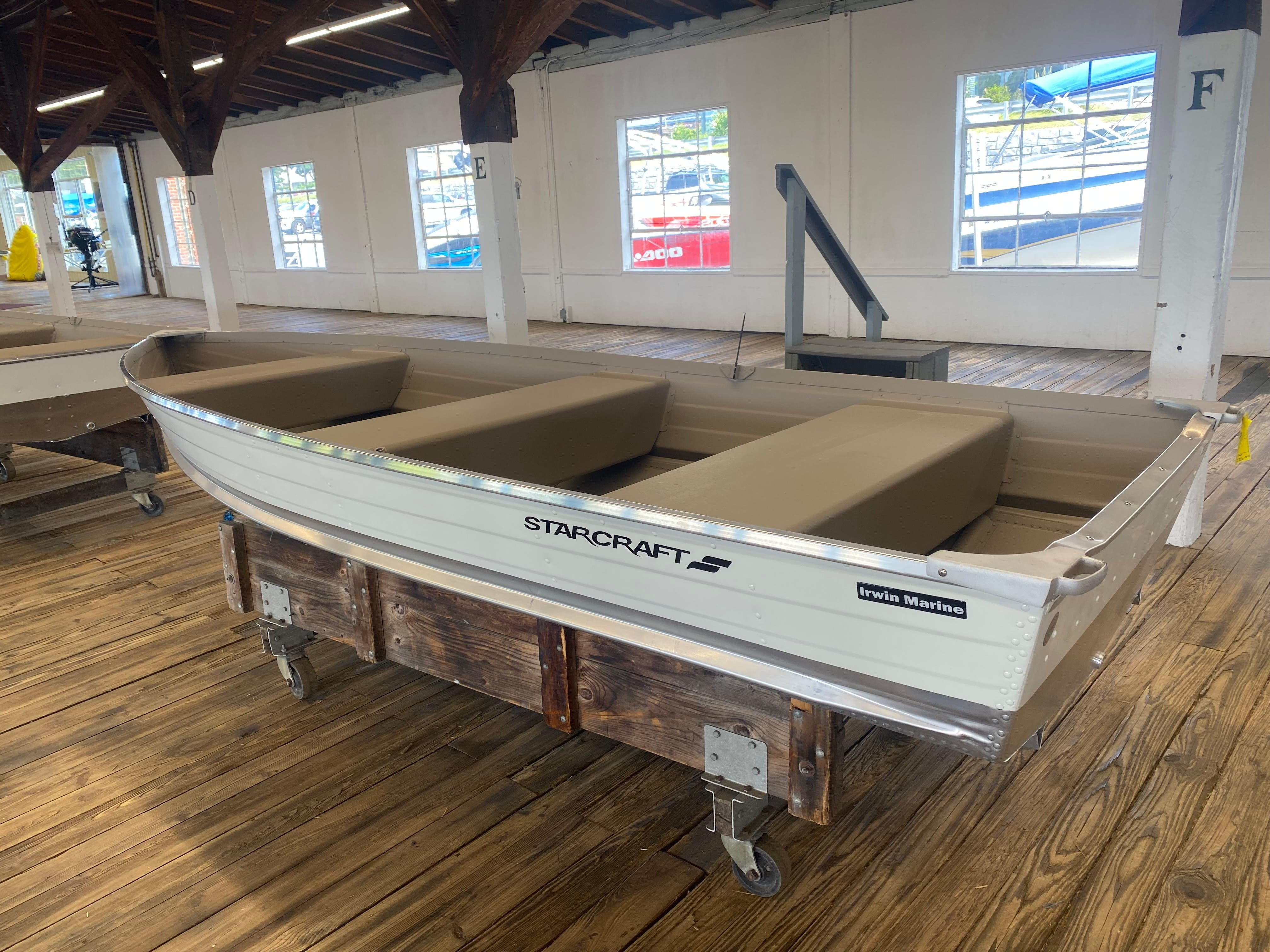2022 Starcraft boat for sale, model of the boat is 12 SEALITE TS & Image # 4 of 6