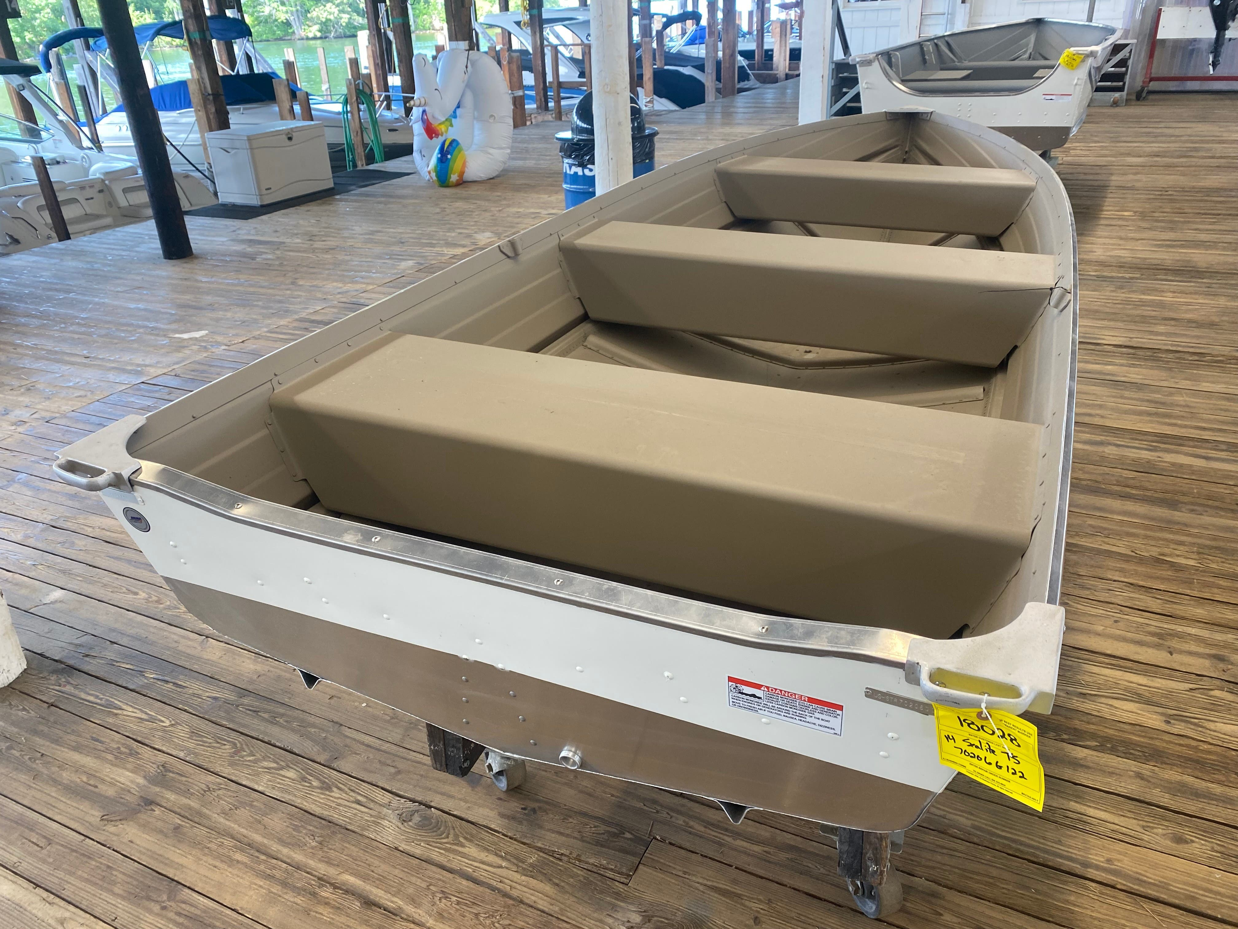2022 Starcraft boat for sale, model of the boat is 14 SEALITE TS & Image # 5 of 6