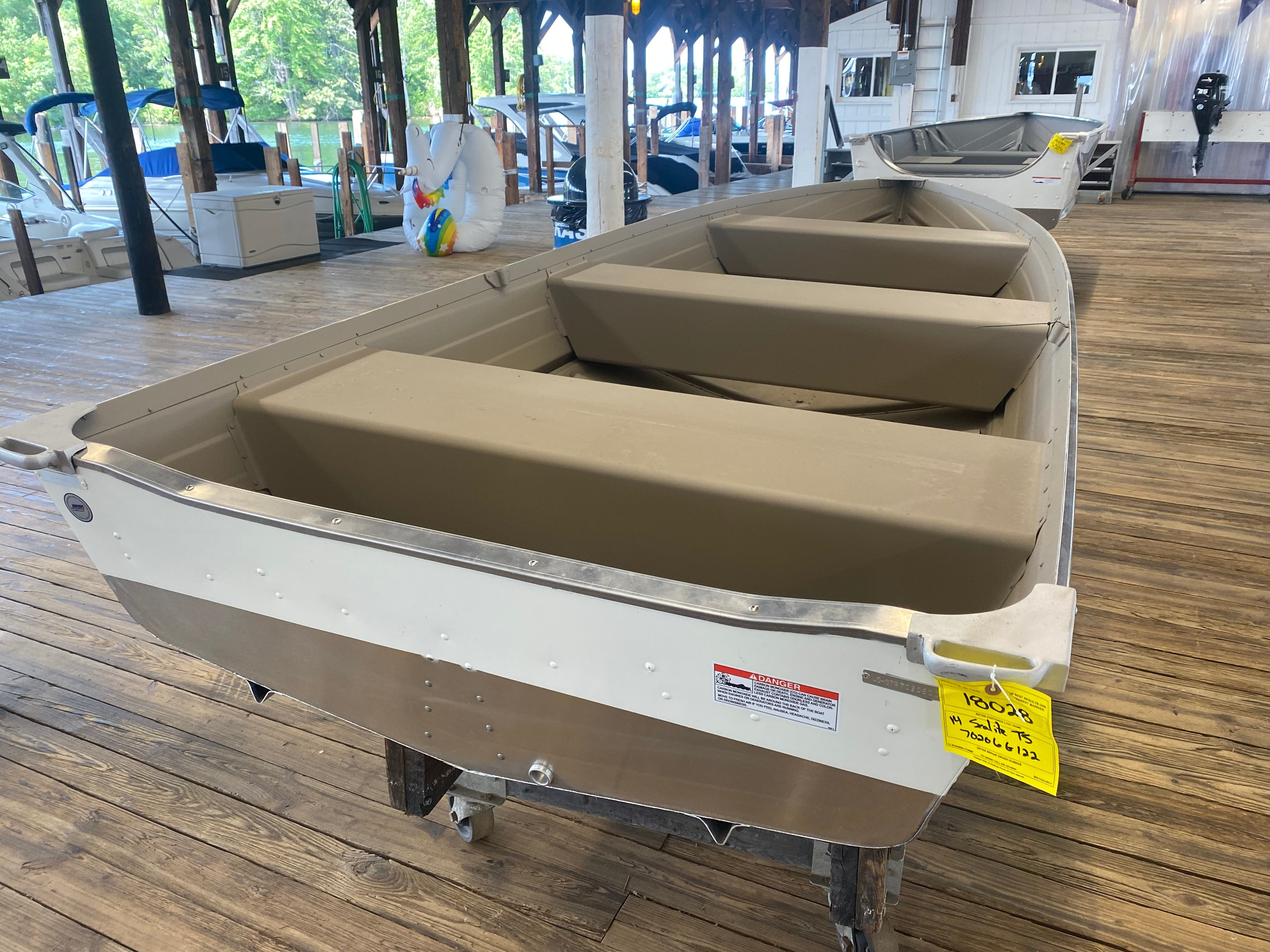 2022 Starcraft boat for sale, model of the boat is 14 SEALITE TS & Image # 6 of 6