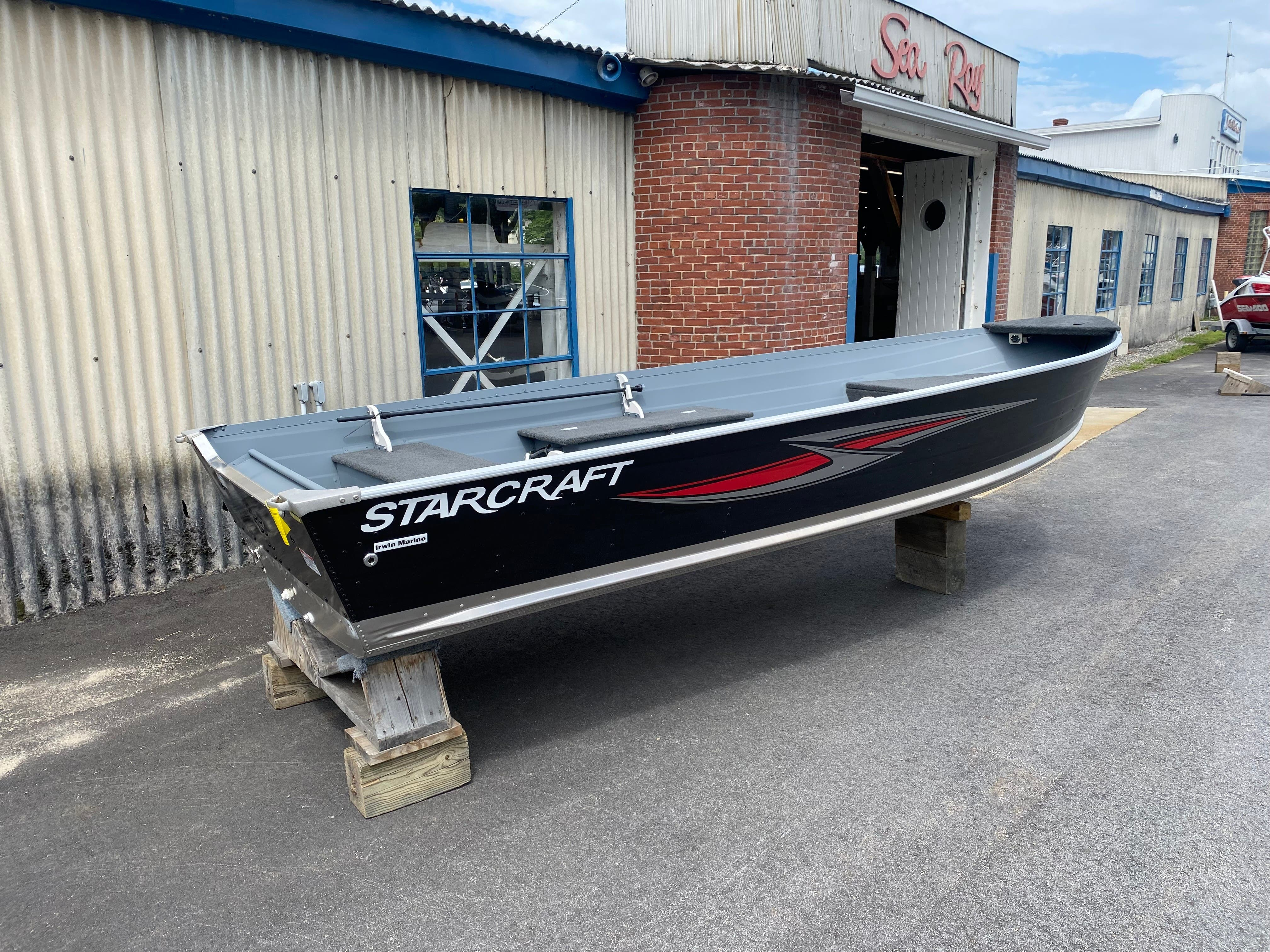 2022 Starcraft boat for sale, model of the boat is 16 SF DLX TL & Image # 3 of 4