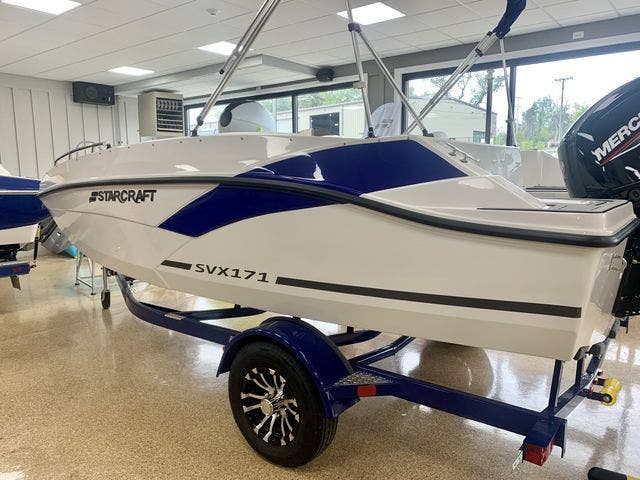 2022 Starcraft boat for sale, model of the boat is 171SVX/OB & Image # 3 of 11