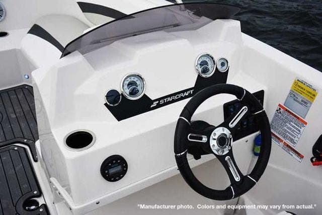2022 Starcraft boat for sale, model of the boat is 211SVX/OB & Image # 4 of 8
