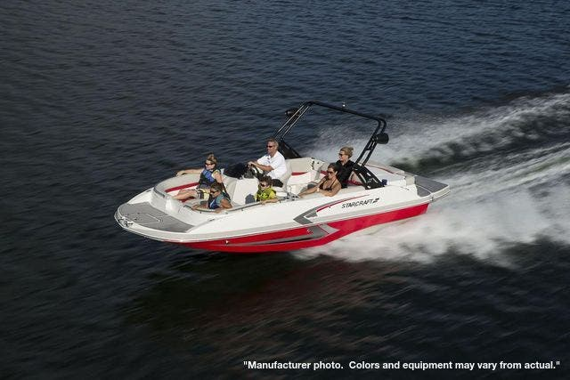 2022 Starcraft boat for sale, model of the boat is 221STARSTEP/EIO & Image # 3 of 13